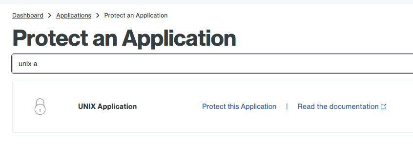 Protect Application